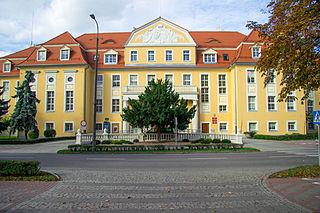 Kwidzyn Place in Pomeranian Voivodeship, Poland