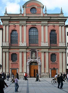 Image illustrative de l'article Bürgersaalkirche de Munich