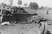 Battle of Prokhorovka - Wikipedia