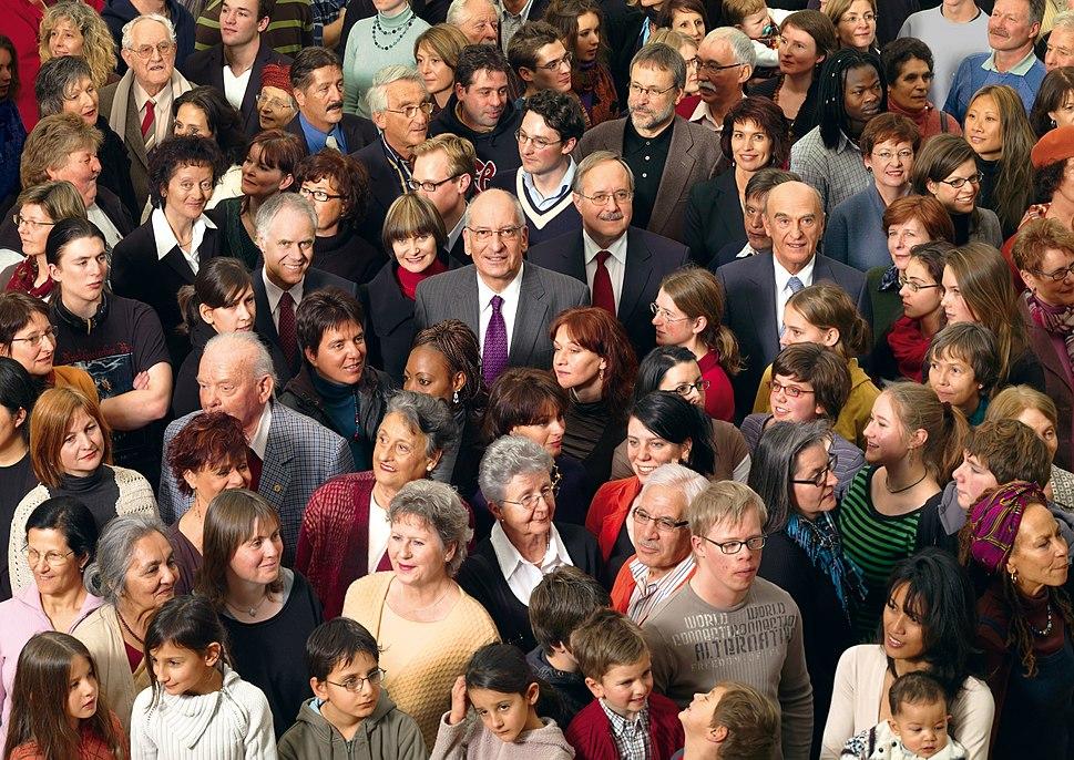 Bundesrat der Schweiz 2008 Teil 1