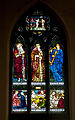 Burne-Jones stained glass window, St Peter's Episcopal Church, Albany, NY.jpg