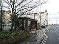 Bus stop in Clarendon Road - geograph.org.uk - 718508.jpg