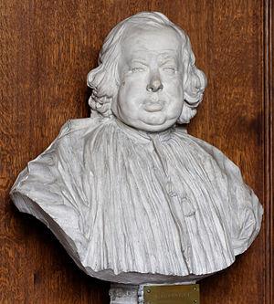 Alexandre Guy Pingré - Bust of Dom Alexandre Guy Pingré, C.R.S.A