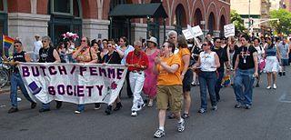 <i>Butch</i> and <i>femme</i> Masculine and feminine identities in lesbians