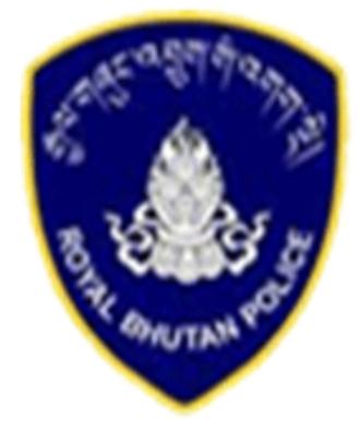 Royal Bhutan Police - Image: Buthan police