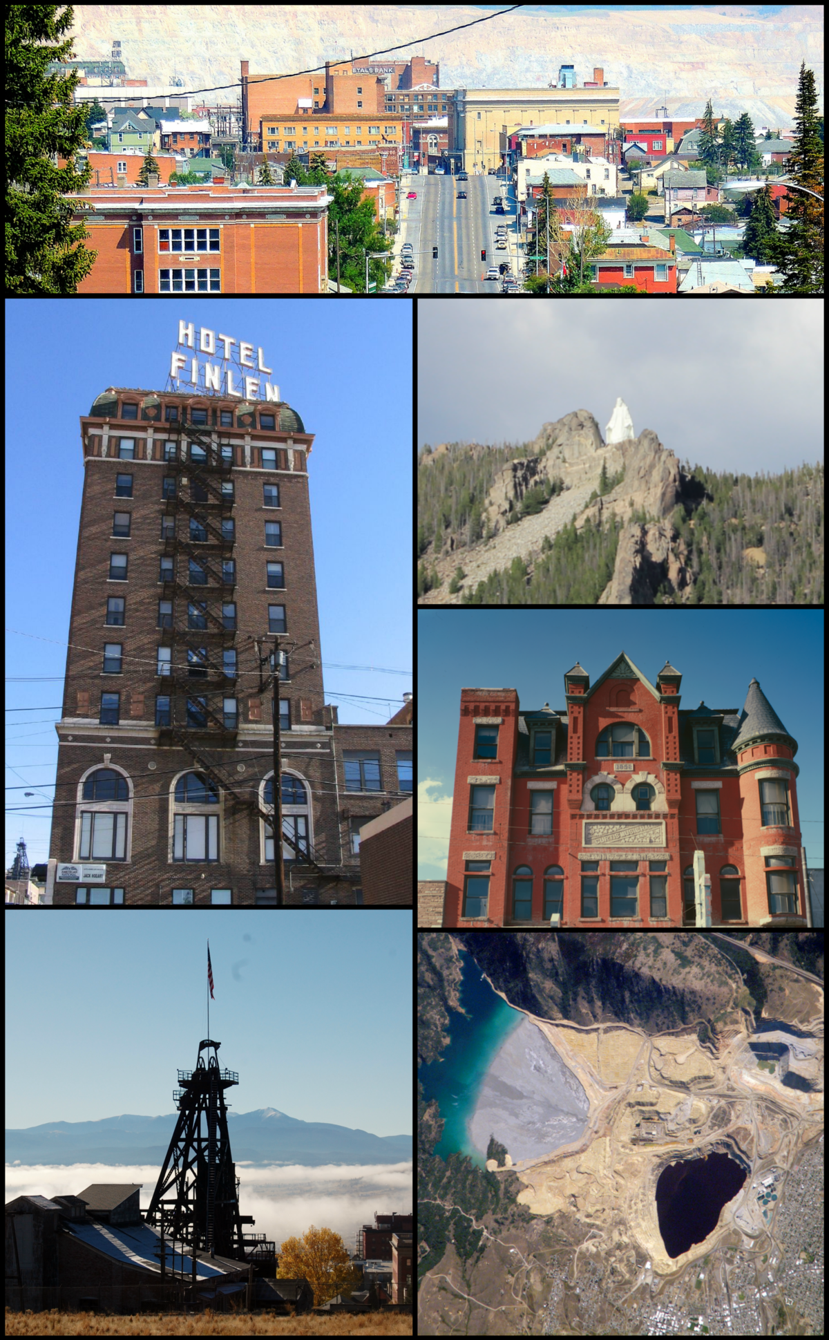 Butte, Montana - Wikipedia