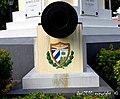 Buuummm ^ - Cañón que forma parte del monumento a la idependencia de Cuba - panoramio.jpg