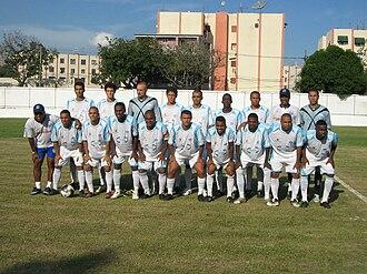 Ceres Futebol Clube - Team photo from the 2010 season