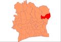 Côte d'Ivoire Dep Bondoukou.png