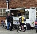 C.K's Mobile Snack Trailer, King Edward Street, Grimsby - geograph.org.uk - 1854248.jpg