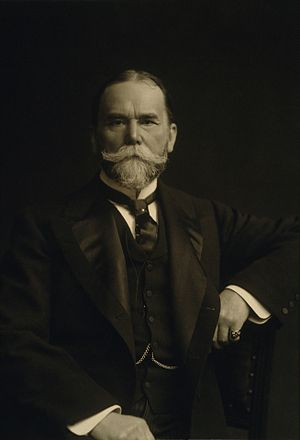 Nine-Power Treaty - United States Secretary of State John Hay, the driving force behind the Open Door policy.