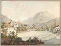 CH-NB - Unterseen, von Nordwesten, mit dem Wehr, Blick gegen die Jungfrau - Collection Gugelmann - GS-GUGE-JUILLERAT-C-2.tif