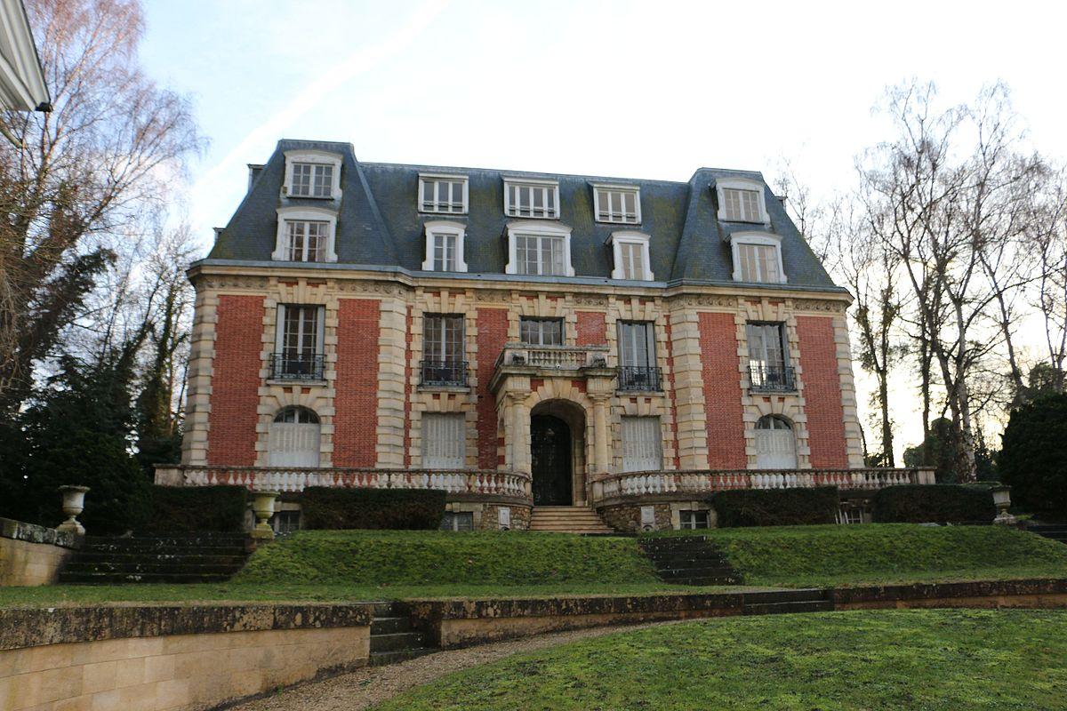 Ch teau des vives eaux wikip dia - Chateau de dammarie les lys ...