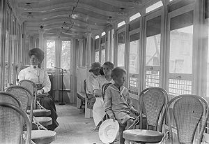 Pelham Park and City Island Railway - Image: CIRR Monorail Internal 2