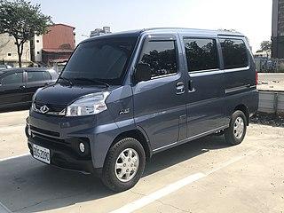 CMC Veryca Taiwanese truck