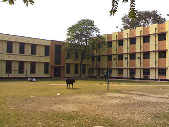Government College of Engineering & Textile Technology Serampore - CSE and IT department buildings