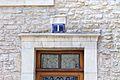 Caen 1 rue du Four porte datée 1698.JPG