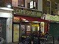 Café Kick, 43 Exmouth Market, EC1 - geograph.org.uk - 1769374.jpg