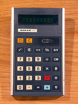 meaning of calculator