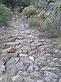 Camí empedrat de Cominells (Borriol).jpg