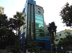 Camac Street - G K Tower, an office tower