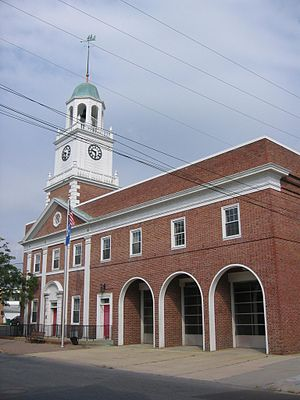 Cambridge, Maryland - Cambridge Municipal Building