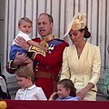 Cambridge family at Trooping the Colour 2019 - 04.jpg