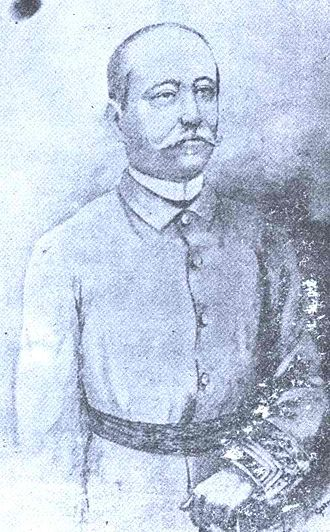 1897 in the Philippines - Camilo Polavieja y del Castillo, Marques de Polavieja.