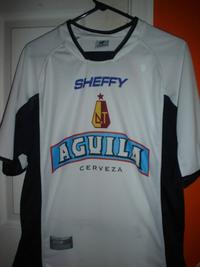 78b28d1ee9934 Camiseta Sheffy de Entrenamiento 2006