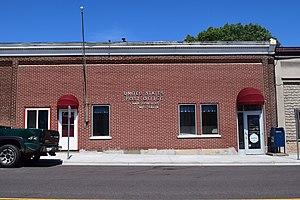 Camp Douglas, Wisconsin - Camp Douglas post office