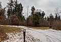 Campsite 10 at St Croix Campground, Camping at Governor Knowles State Forest, Wisconsin in Winter (46537422531).jpg