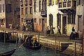 Canaletto, veduta del canale di santa chiara a venezia, 1730 ca. 06.JPG