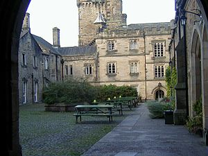 Edward Kemp - Image: Capernwray Hall