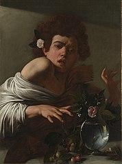 קארווג'ו-הגלריה לאומנות לונדון