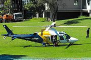 Careflight at macquarie