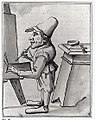 Caricature of a Dwarf Painter at His Easel MET sf-rlc-1975-1-316.jpeg