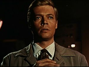 Peeping Tom (film) - Carl Boehm as Mark Lewis