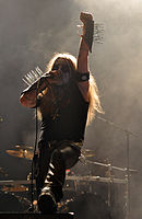"Carpathian Forest, Roger ""Nattefrost"" Rasmussen at Party.San Metal Open Air 2013 06.jpg"