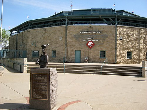 us national register of historic places carson park baseball stadium show map of wisconsin