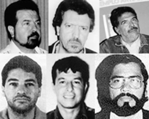 Drug barons of Colombia - Cali Cartel