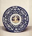 Casa Pirota Workshop - Plate with Cupid - Walters 481339.jpg