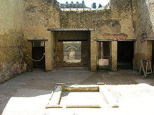 Casa di nettuno e anfitrite wikipedia for Immagini di case antiche