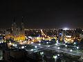 Casco urbano fundacional de la Ciudad de La Plata Nocturno.jpg
