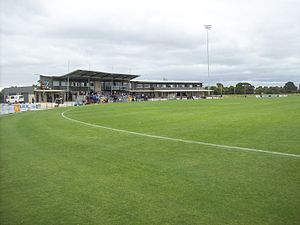 Casey Fields - Image: Casey Fields VFL Oval
