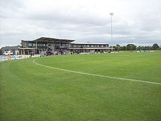 Casey Fields - Image: Casey Fields VFL Oval