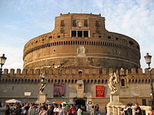 Castel Sant'Angelo: luogo dell'esecuzione