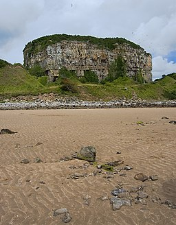 Castell Mawr, Red Wharf Bay, Anglesey - geograph.org.uk - 1406845