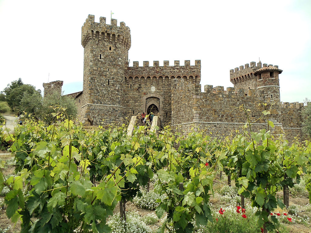 Castello Di Amorosa Winery Tour Reviews