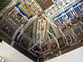 Castello estense di ferrara, int., saletta dei giochi, affreschi di bastianino e ludovico settevecchi (post 1570) 11.JPG