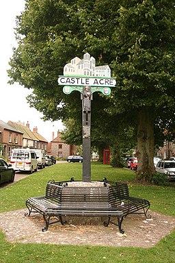 Castle Acre - geograph.org.uk - 578560